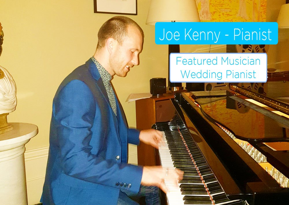 Joe Kenny | Featured Musician | Wedding Pianist