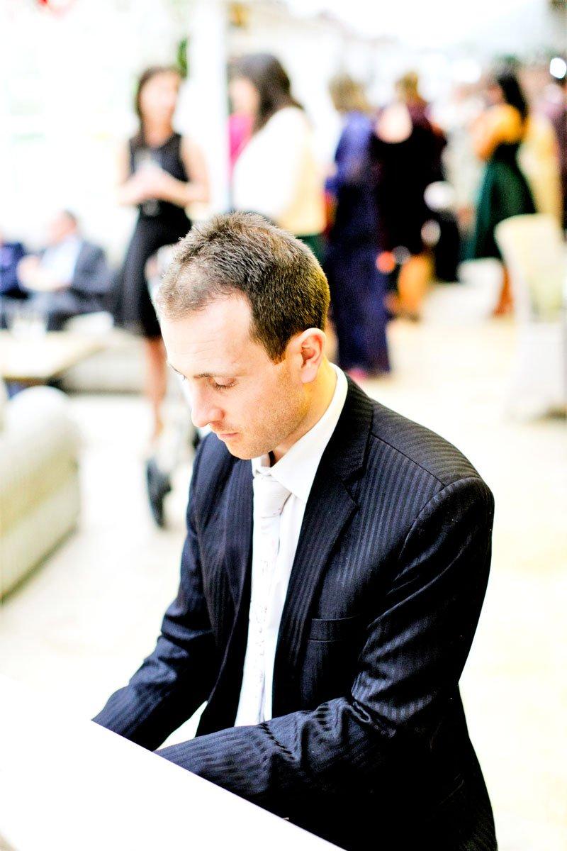 Joe Kenny | Wedding Reception Pianist | ChurchMusic.ie