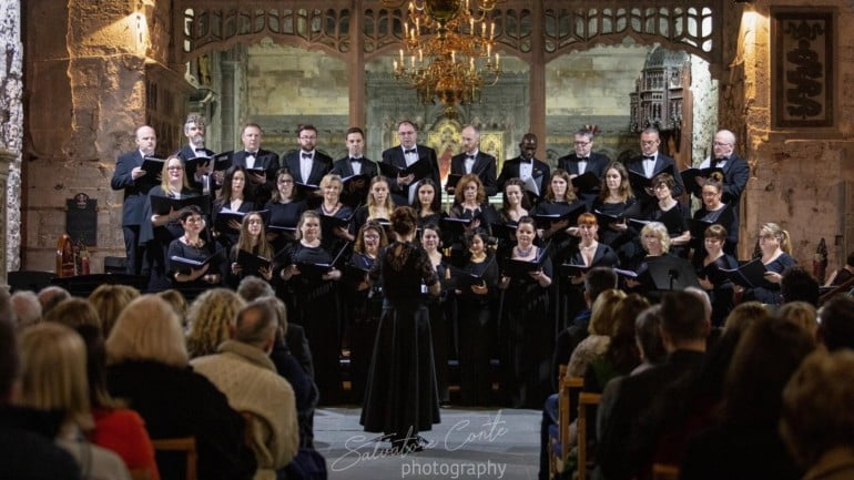 Ancór Chamber Choir Featured Photo | ChurchMusic.ie