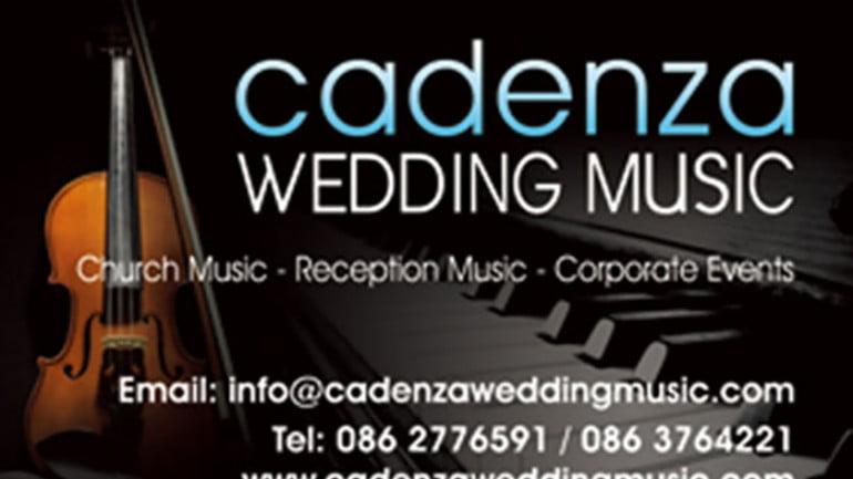 Cadenza Wedding Music Featured Photo   ChurchMusic.ie