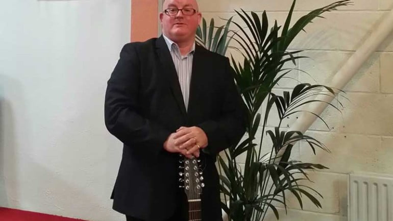 Colm Hudson Featured Photo | ChurchMusic.ie