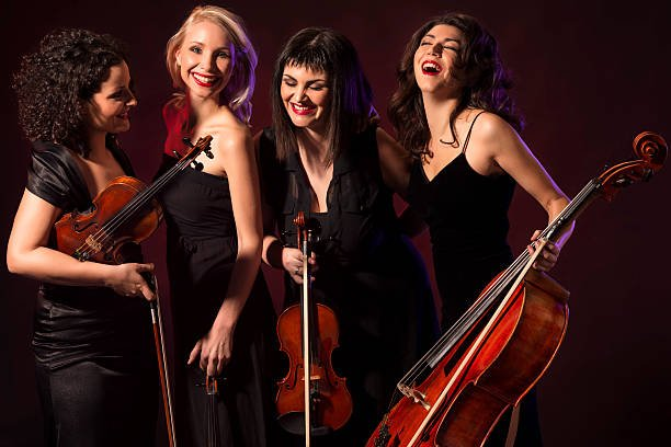 How does a string quartet dress? | ChurchMusic.ie