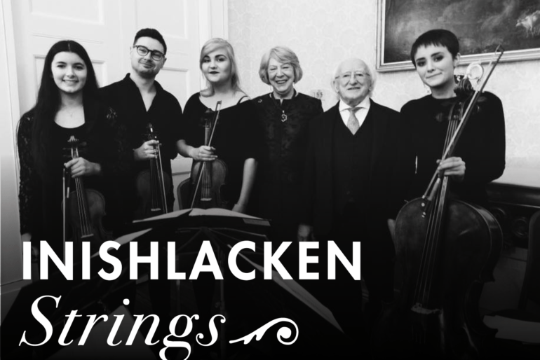 Inishlacken Strings Photo 2 | ChurchMusic.ie