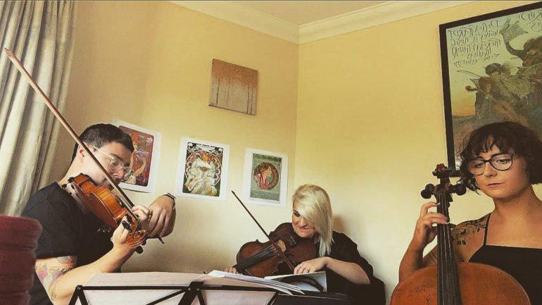 Inishlacken Strings Featured Photo   ChurchMusic.ie