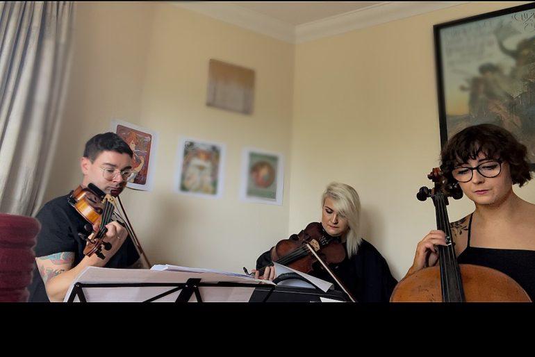 Inishlacken Strings Photo 2   ChurchMusic.ie