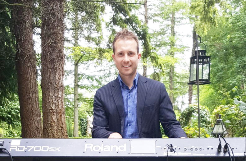 Joe Kenny | Wedding Pianist | ChurchMusic.ie
