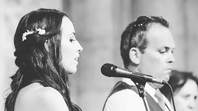 Orla and Niall Featured Photo | ChurchMusic.ie