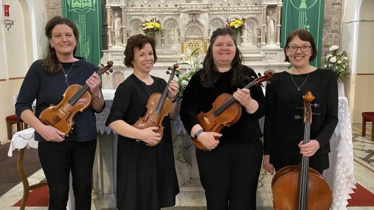 String Serenade Featured Photo | ChurchMusic.ie