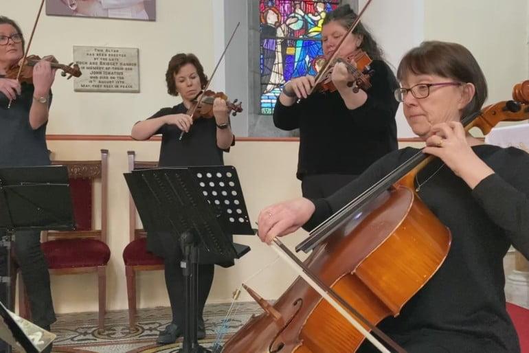 String Serenade Photo 2 | ChurchMusic.ie