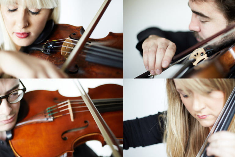The Delta String Quartet Photo 2 | ChurchMusic.ie