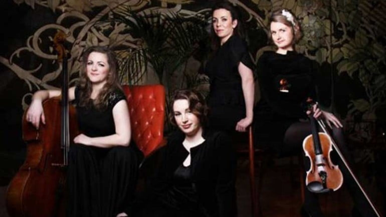 The Astral String Quartet Featured Photo | ChurchMusic.ie