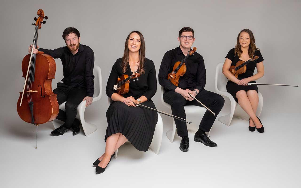 Vltava String Quartet   ChurchMusic.ie