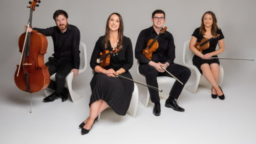 Vltava String Quartet Featured Photo