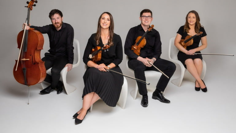 Vltava String Quartet Featured Photo | ChurchMusic.ie
