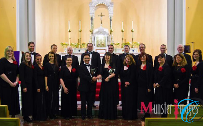 Ancór Chamber Choir | ChurchMusic.ie