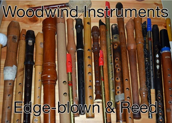 Woodwind Instruments | ChurchMusic.ie