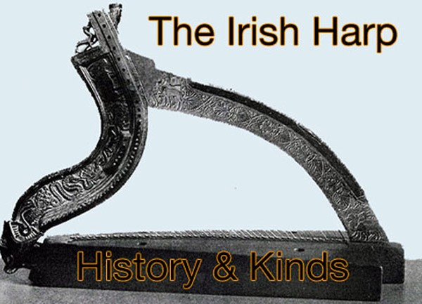 The Irish Harp | History and Kinds | ChurchMusic.ie