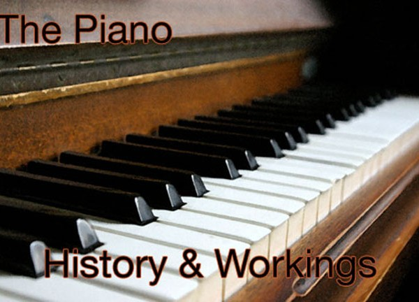 Piano | History and Workings | ChurchMusic.ie