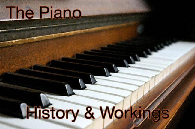 Piano | History and Workings | ChurchMusic.ie