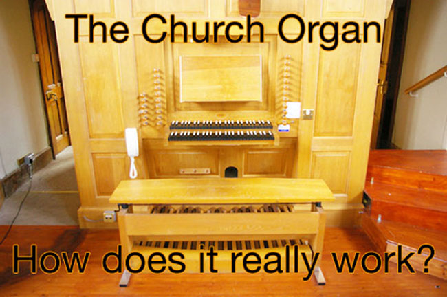 Church Organ | ChurchMusic.ie