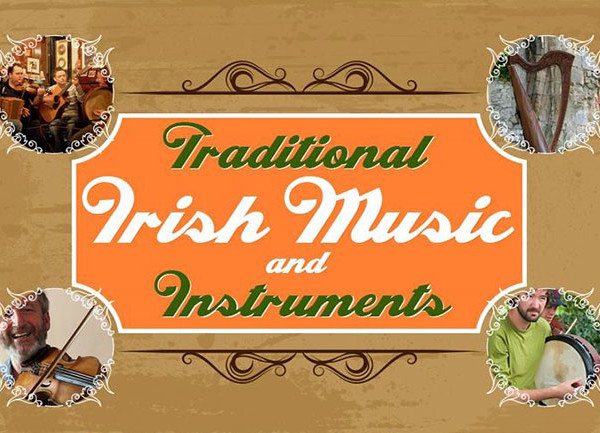 Traditional Irish Music and Instruments | ChurchMusic.ie