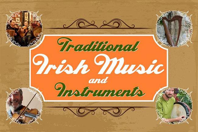 Traditional Irish Music and Instruments | ChurchMusic.ie