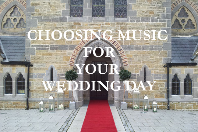 Red Carpet running to Church Door | ChurchMusic.ie