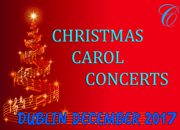 Christmas Carol Services Dublin December 2017