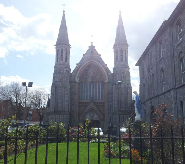 Oblates Mary Immaculate Church - Tyrconnell Road, Inchicore, Dublin 8