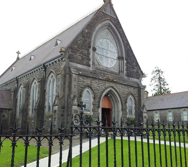 Church of the Assumption - Garristown, Co. Dublin