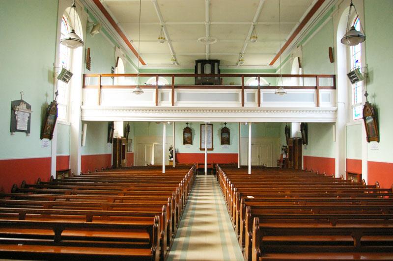 St Colmcille's Church - Chapel Lane, Swords, Co. Dublin