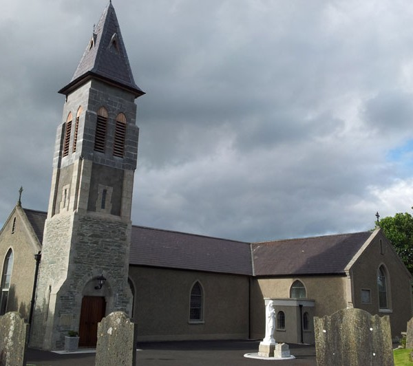 St Peter's Church - Two-Mile-House, Naas, Co. Kildare