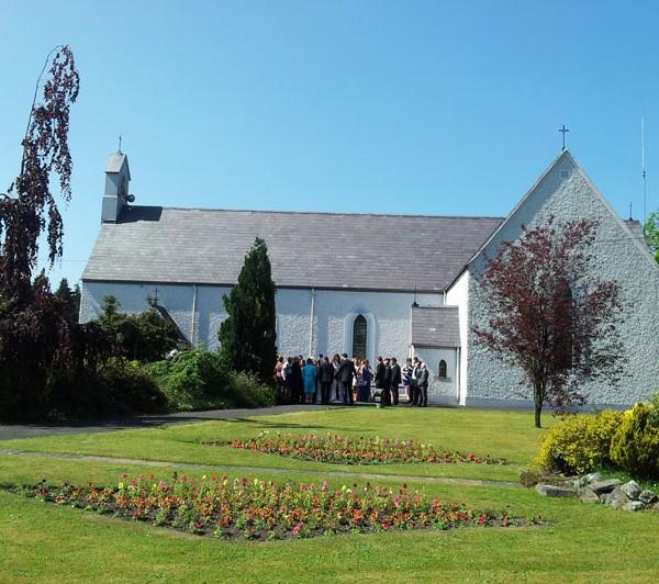 St Mary's Church Legan Longford | ChurchMusic.ie