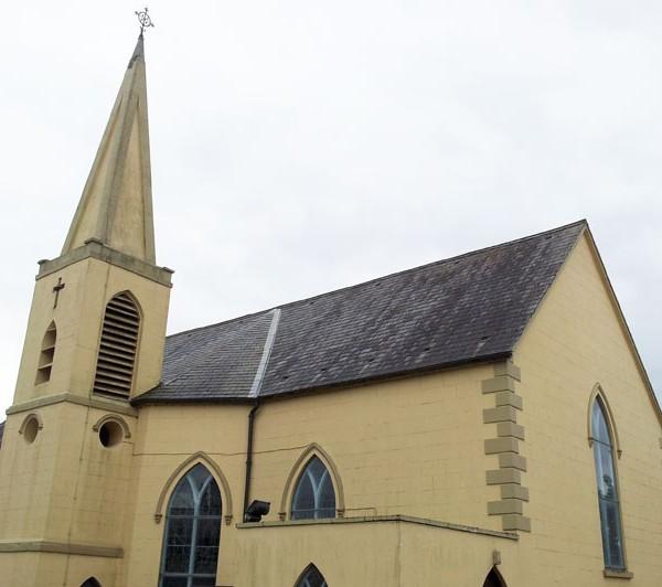 St Marys Church Cloghan Birr Offaly | ChurchMusic.ie