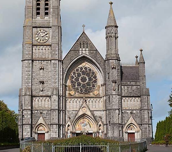 Sacred Heart | Abbey Street | ChurchMusic.ie