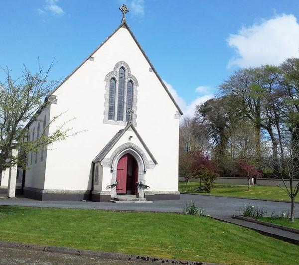 Church of the Holy Trinity - Donard, Co. Wicklow