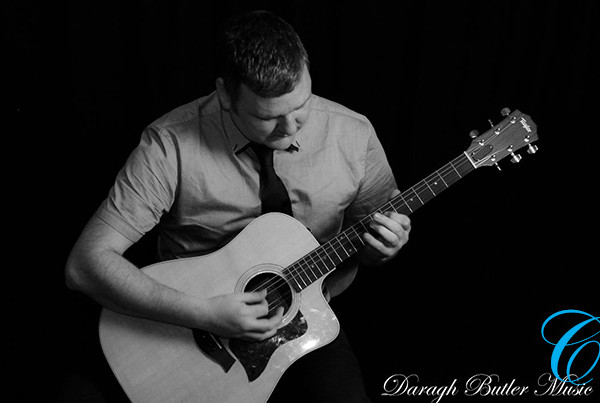 Daragh Butler | Wedding Guitarist | ChurchMusic.ie