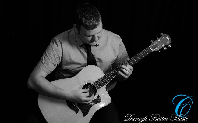 Daragh Butler | Wedding Guitarist | ChurchMusic.ie