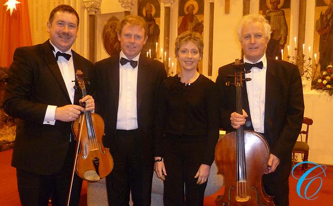 The Dolmen String Quartet | Wedding String Quartet | ChurchMusic.ie