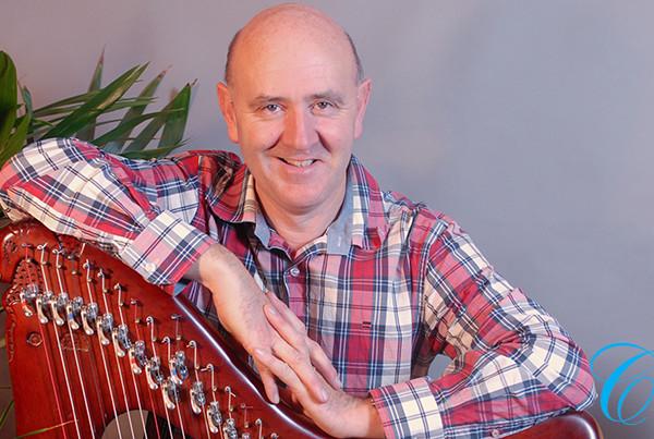 Kieran Cummins | Wedding Harpist | ChurchMusic.ie
