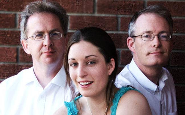 Celtic Breeze | Traditional Irish Trio | ChurchMusic.ie