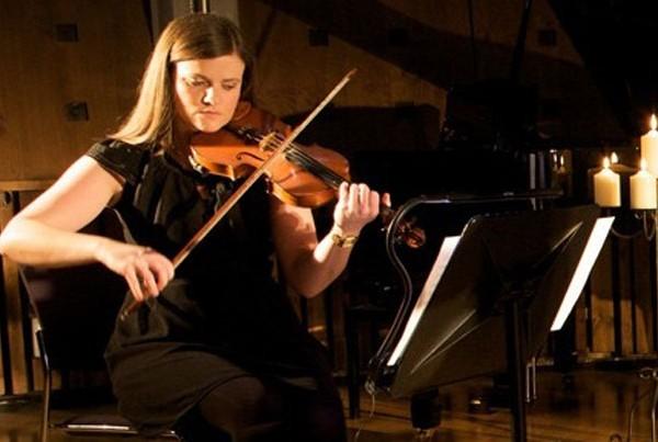 Valerie Gunning | Violinist | ChurchMusic.ie