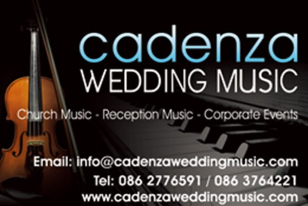 Cadenza Wedding Music | Piano, Violin & Voice | ChurchMusic.ie
