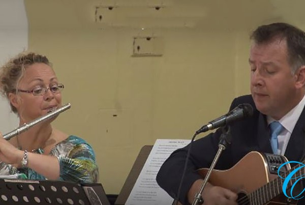 Bernard and Patrice | Wedding Singers | ChurchMusic.ie