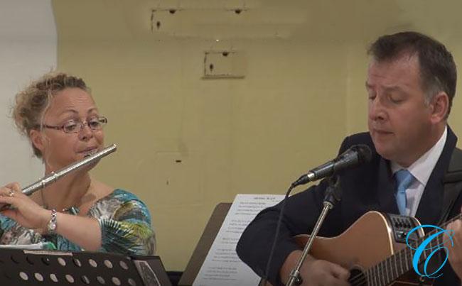 Bernard and Patrice | Wedding Singers | ChurchMusic.ie