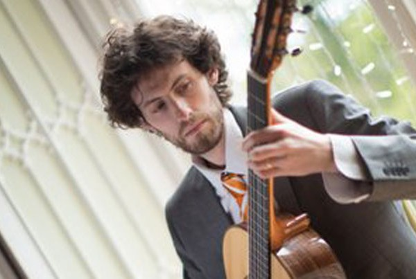 Eoin Flood | Classical Guitarist | ChurchMusic.ie