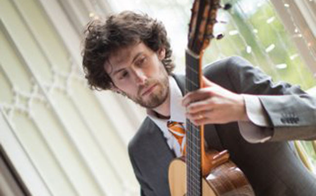 Eoin Flood | Classical Guitarist | ChurchMusic.ie
