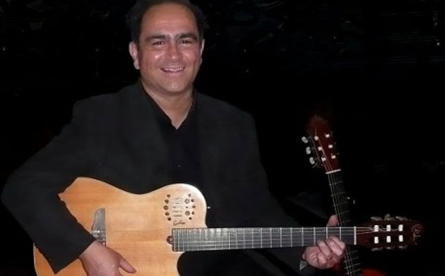 Jon Henderson | Wedding Guitarist | ChurchMusic.ie