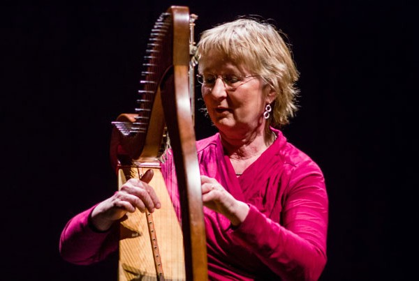 Kathleen Loughnane | Wedding Harpist | ChurchMusic.ie