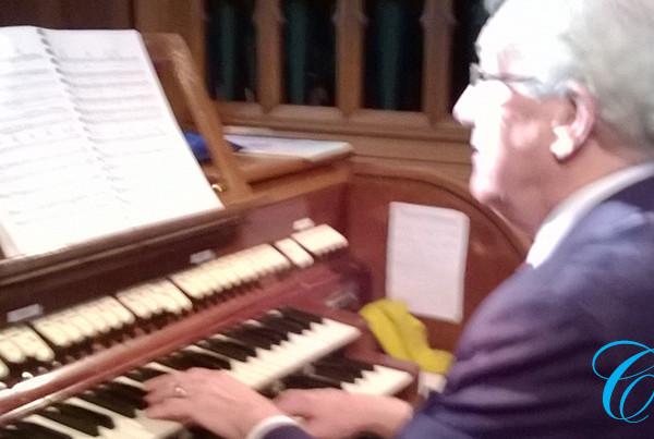 Ger Griffin | Wedding Organist | ChurchMusic.ie